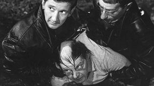 """Daniel Cauchy, à gauche, dans """"J'irai cracher sur vos tombes"""", en 1959. (COLLECTION CHRISTOPHEL © CTI)"""