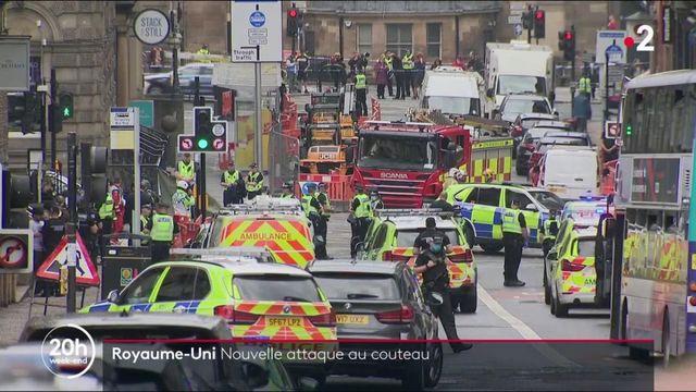 Écosse : attaque au couteau dans un hôtel de Glasgow