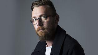 """Le romancier Joseph Ponthus, auteur de """"A la ligne"""" (La Table Ronde)  (Philippe Matsas / Opale Editions / La Table Ronde)"""