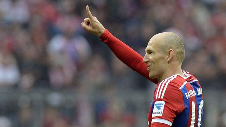 Arjen Robben (CHRISTOF STACHE / AFP)