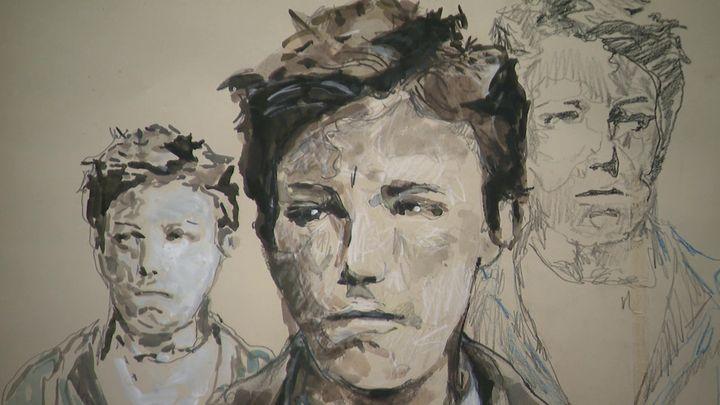 Rimbaud d'aujourd'hui - Charlélie Couture (VASCO Jean-Marc / FRANCE 3)