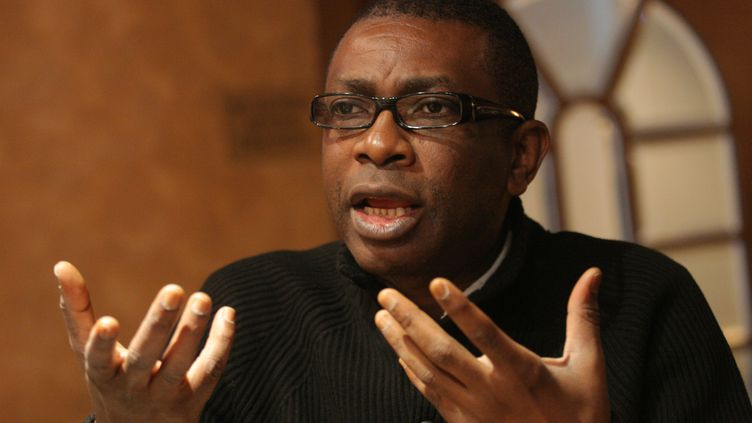 Le chanteur Youssou N'Dour, le 20 novembre 2007 à Washington (Etats-Unis). (NICHOLAS KAMM / AFP)