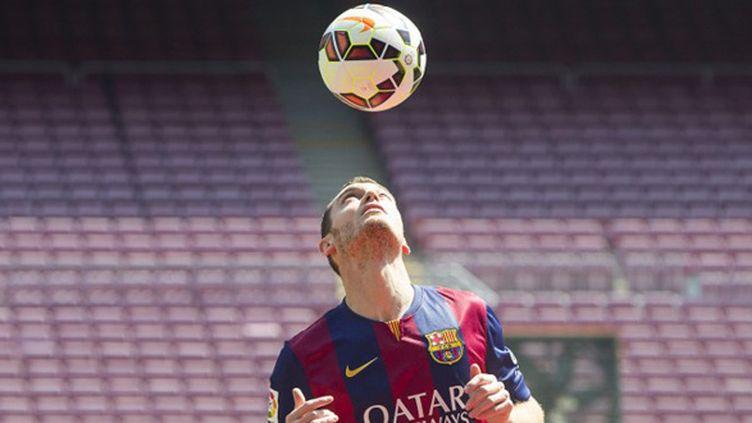 Thomas Vermaelen (FC Barcelone) (CITIZENSIDE/MIQUEL LLOP / CITIZENSIDE.COM)