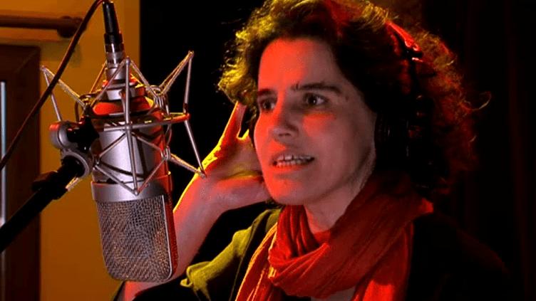 Marianne Aya Omac en studio  (France3/culturebox)
