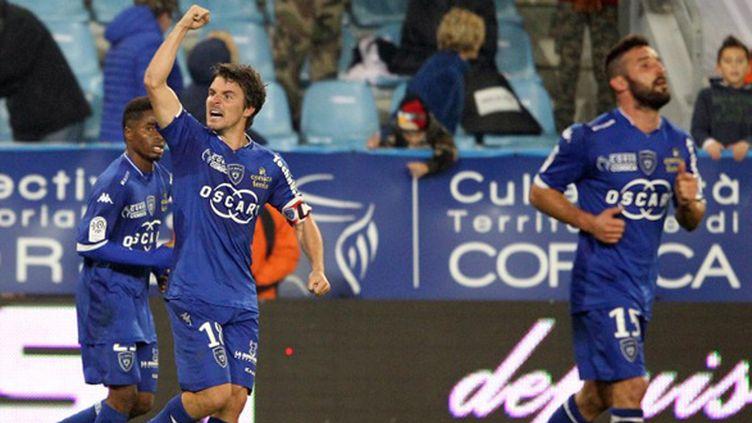 Yannick Chuzac (Sporting Club de Bastia) (PASCAL POCHARD-CASABIANCA / AFP)