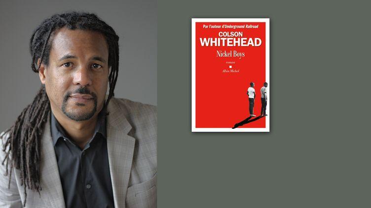L'écrivain américain Colson Whitehead, 2020 (Michael Lionstar)