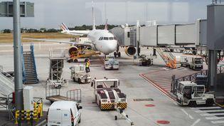 L'aéroport de Paris-Orly, le 11 août 2019. (RICCARDO MILANI / HANS LUCAS / AFP)