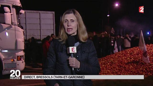 Crise des éleveurs : les blocages continuent