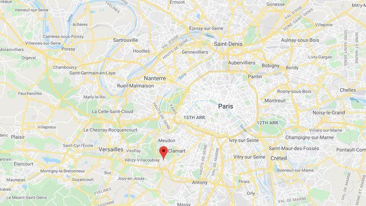 Un tournoi de football non autorisé a donné lieu à des débordements, samedi 5 juin au soir à Meudon. (GOOGLE MAPS)