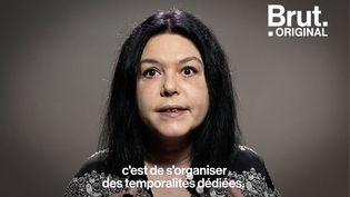 VIDEO. S'organiser, se lancer… Les conseils de Chloé Delaume pour devenir écrivain (BRUT)