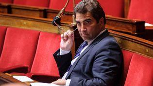Le député UMP de Seine-et-Marne Christian Jacob, à l'Assemblée nationale, le 18 juin 2013. (MAXPPP)