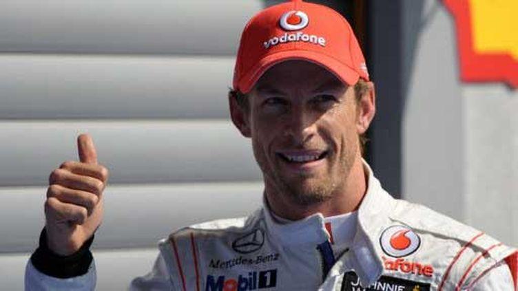 Jenson Button a signé à Spa la 8e pole position de sa carrière