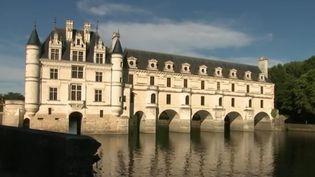 France 2 vous propose de partir à la découverte d'un des joyaux de la Renaissance : le château de Chenonceau (Indre-et-Loire), qui vient d'être classé au patrimoine mondial de l'Unesco. (FRANCE 2)