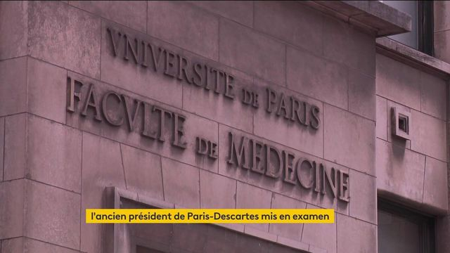 Scandale des cadavres à l'université de Paris-Descartes : mise en examen de l'ancien président de l'université