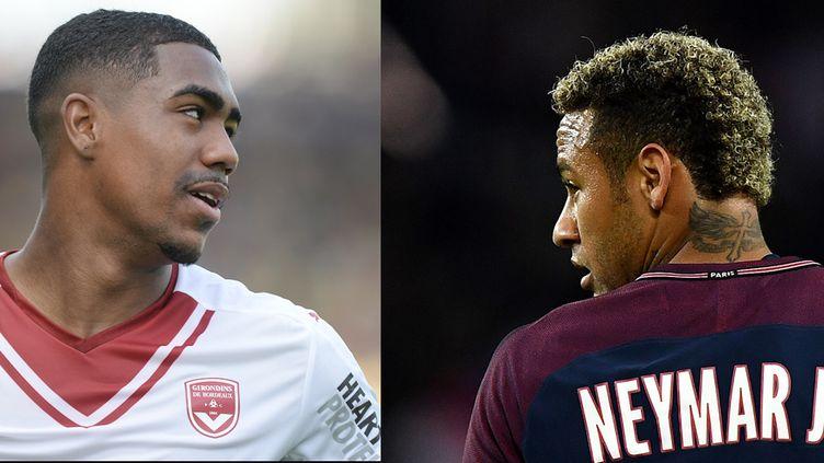 Malcolm et Neymar