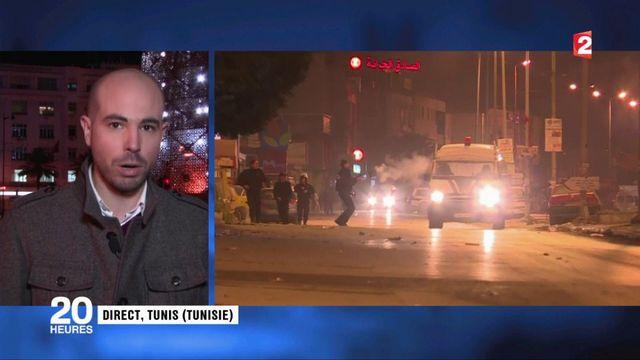 Tunisie : appel à la manifestation durant l'anniversaire de la révolution