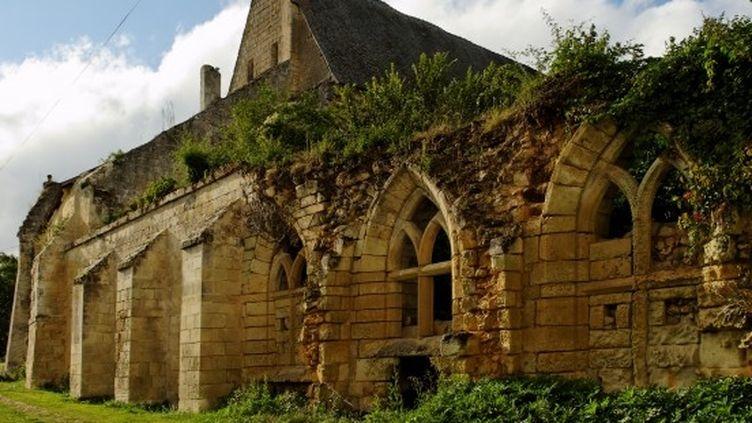 L'abbaye de la Clarté-Dieu àSaint-Paterne-Racan, un chef d'oeuvre qui était en péril jusqu'en 2000  (Fondation VMF)