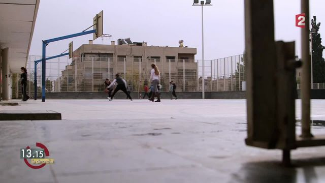 13h15 le dimanche. Damas : quand des roquettes tombent près du lycée français