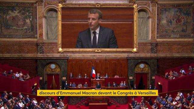 """""""Rien ne changera pour les retraités d'aujourd'hui"""", promet Macron"""