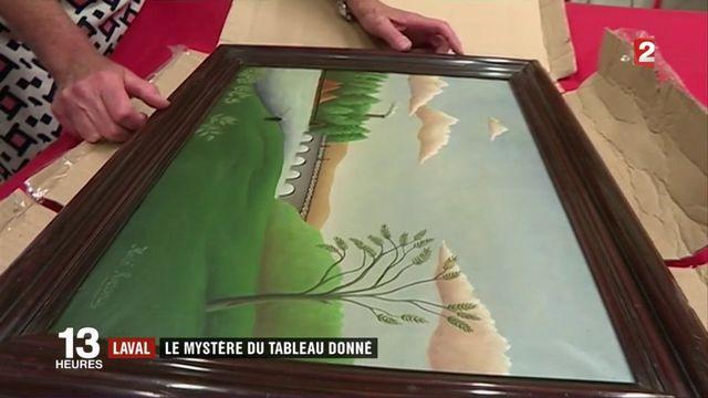 Musée de Laval : le mystère du tableau donné