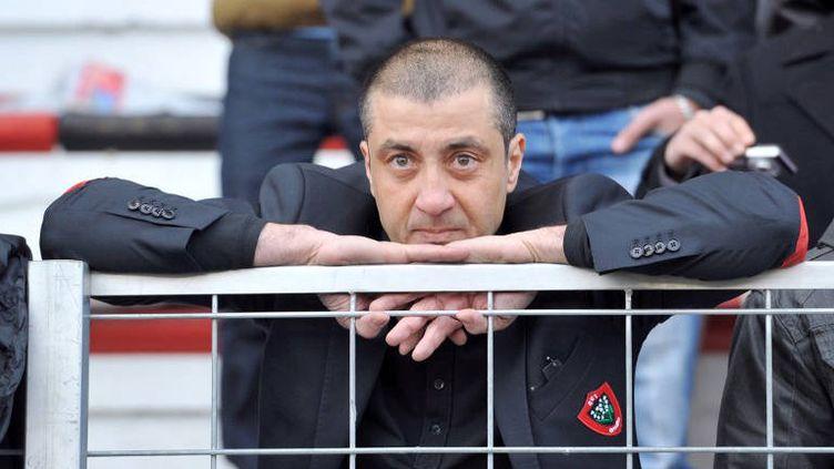 Mourad Boudjellal, président du RC Toulon