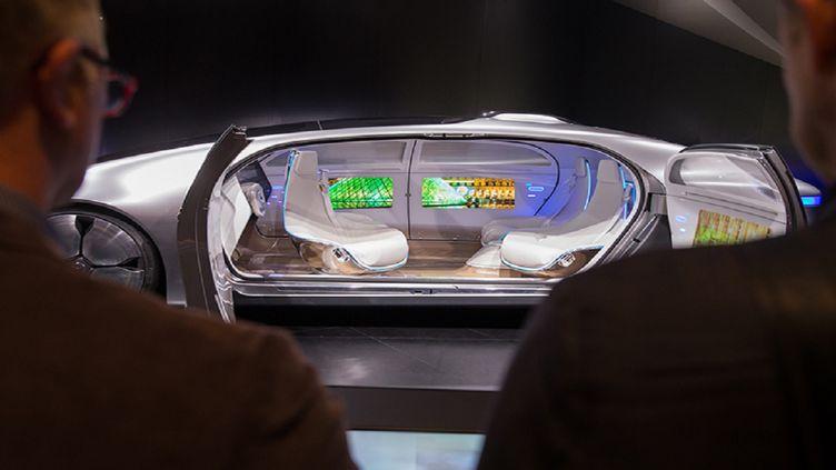Francfort, un salon de plus en plus électrique, l'énergie automobile de demain. (IAA)
