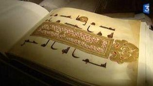 Enluminures en terre d'islam à la BNF Richelieu  (Culturebox)