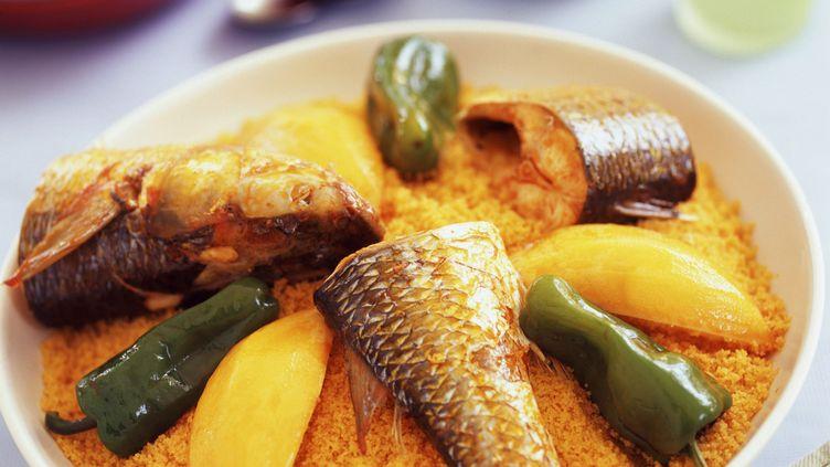 Couscous tunisien au poisson, 2018. (PIERRE LOUIS VIEL / MOOD4FOOD)