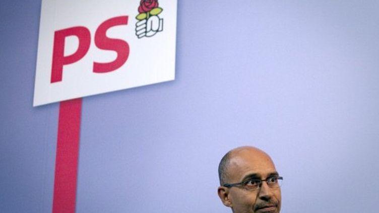 Harlem Désir, 1er secrétaire du PS par intérim (JOEL SAGET / AFP)