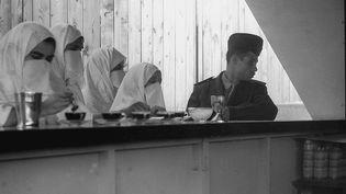 Foire d'Alger, avril 1959  (Pierre Bourdieu / Fondation Bourdieu)