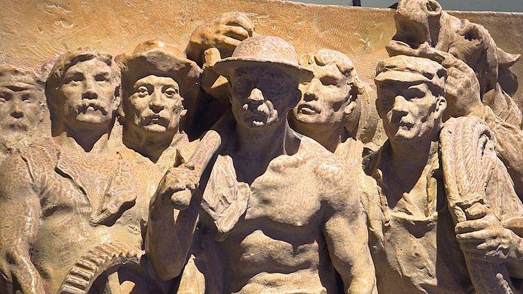 """""""Les sculpteurs du travail"""" au musée Camille Claude de Nogent-sur-Seine (France 3 Grand Est)"""