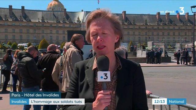 Militaires tués : Macron a rappelé la nécessité de la mission