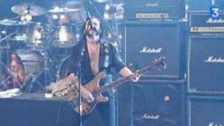 Le rock à l'honneur aux Eurockéennes avec Motörhead  (Culturebox)
