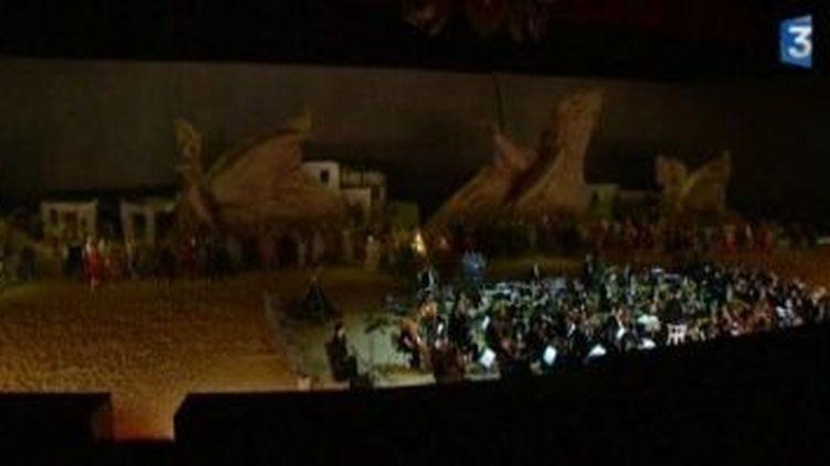 Le Mystère de Noël se révèle au Puy-du-Fou  (Culturebox)