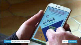 """""""La Toile"""", le service VOD des cinémaindépendants (France 3)"""