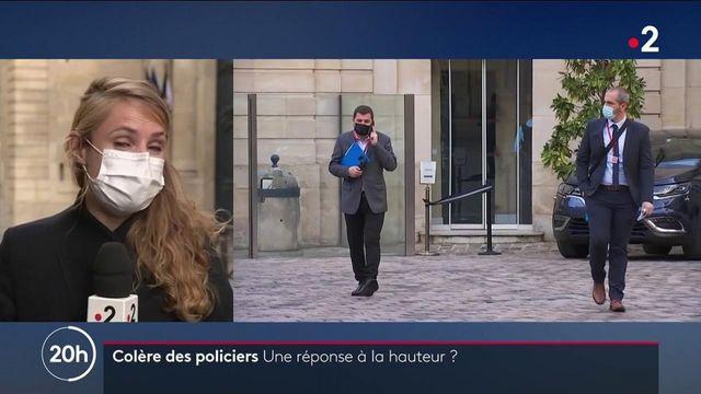 Policier tué à Avignon : Jean Castex reçoit les syndicats de policiers
