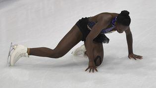 Maé-Bérénice Méité  (PONTUS LUNDAHL / TT NEWS AGENCY)