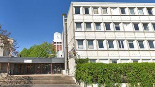 Le campus de l'université Paris-13 à Bobigny (Seine-Saint-Denis). (GOOGLE STREET VIEW)