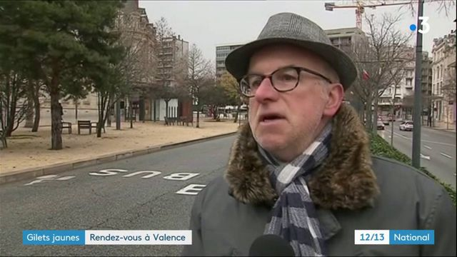 """Valence se prépare à l'arrivée de milliers de """"gilets jaunes"""""""