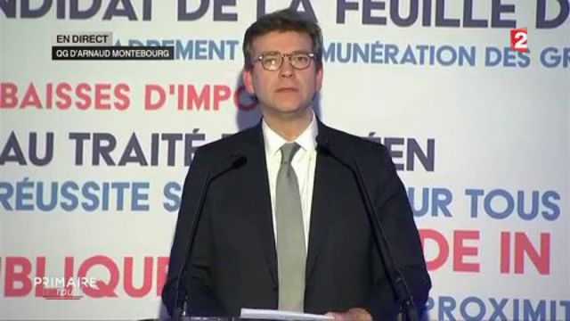 """""""Dimanche prochain je voterai pour Benoît Hamon et vous invite à faire de même"""""""