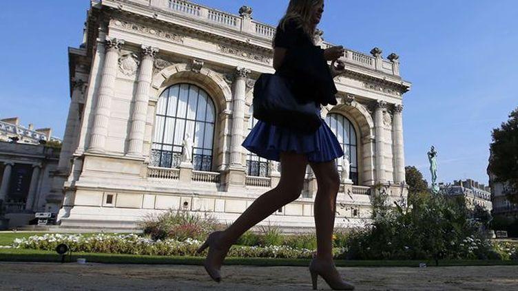 Le Palais Galliera, musée de la mode rouvre ses portes aupublic samedi  (Francois Mori/AP/SIPA)