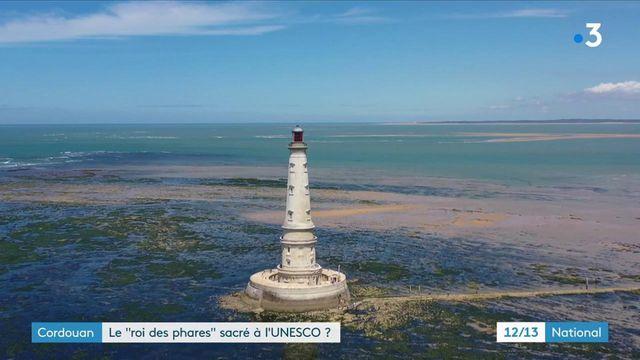 Patrimoine : le phare de Courdouan à l'UNESCO ?