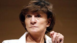 Michèle Delaunay, ministre déléguée aux Personnes âgées et à l'Autonomie  (THOMAS SAMSON)