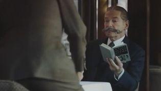 """Kenneth Branagh dans """"Le crime de l'Orient-Express"""" (France 3)"""