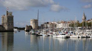 Le port de La Rochelle, d'où était partie la famille en 2014 pour faire un tour du monde. (FRUMM JOHN / HEMIS.FR/ AFP)