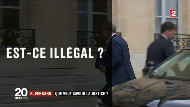 Affaire Richard Ferrand : que veut savoir la Justice ?