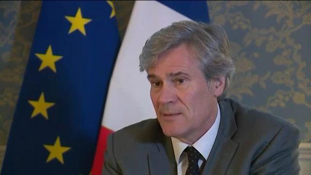 """""""La courbe du chômage est inversée"""" assure Stéphane Le Foll"""