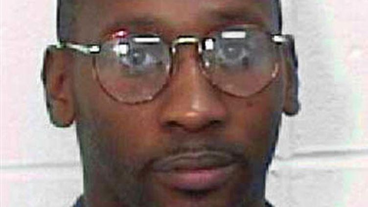 Troy Davis, un Américain condamné à mort en 1989 pour un meurtre qu'il nie. (© AFP)
