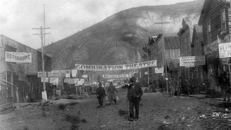 """""""Dawson City: Le Temps suspendu"""" deBill Morrison. (Copyright Théâtre du Temple)"""