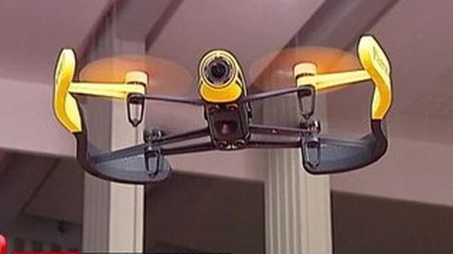 Les drones, nouveaux amis du cinéma
